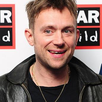 Damon Albarn has explained the inspiration behind his first solo song