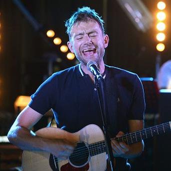 Damon Albarn will play solo for the first time at a new BBC 6 Music festival