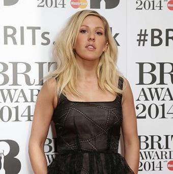 Ellie Goulding will feature on the Divergent soundtrack
