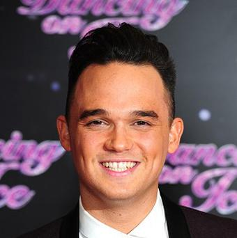 Gareth Gates is one of the members of new Big Reunion group 5th Story