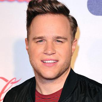 Olly Murs wants to get fit