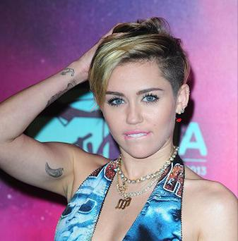 Miley Cyrus hopes to inspire women to embrace their sexuality