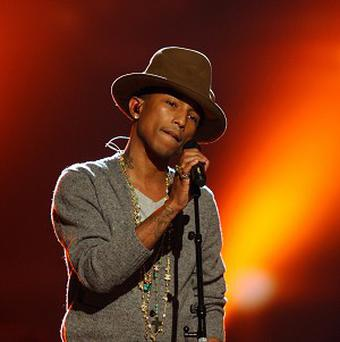 Pharrell Williams is heading for the Academy Awards