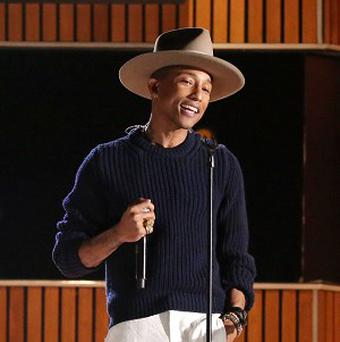 Pharrell Williams wants to collaborate with Sir Elton John