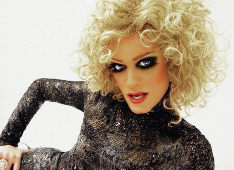 NOBLE CALL: The impassioned speech by Miss Panti Bliss (Rory O'Neill) in the Abbey Theatre has gone viral