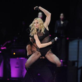 Madonna has admitted even she has body hang-ups