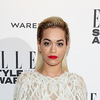 Rita Ora plays Christian Grey's sister Mia in the Fifty Shades Of Grey movie