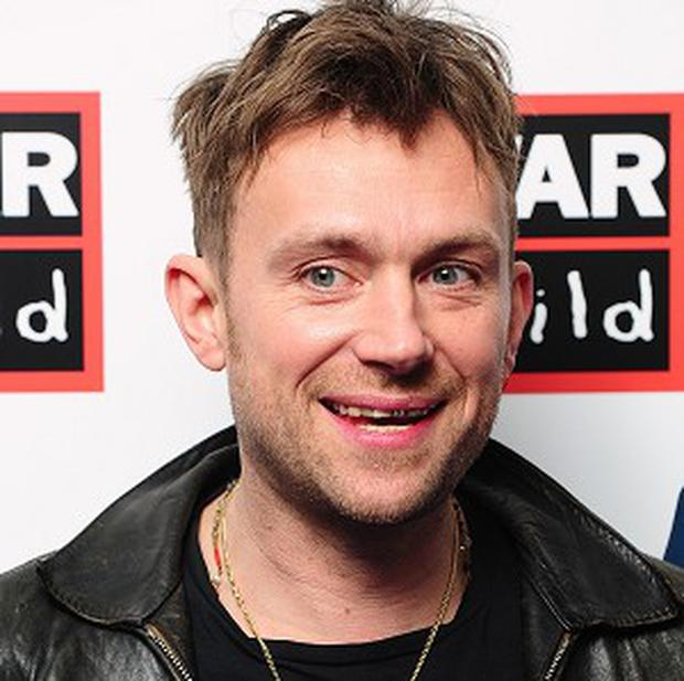 Damon Albarn has no plans to reunite with Blur in the foreseeable future