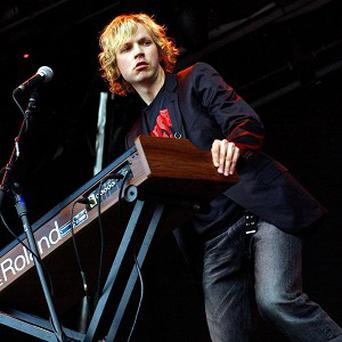 Beck is only a tiny margin ahead of Brit-winners Bastille