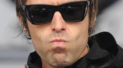 Liam Gallagher has split from Beady Eye's manager
