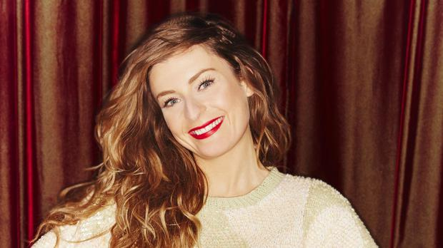 Molly Smitten-Downes, who is the UK's entry for Eurovision this year