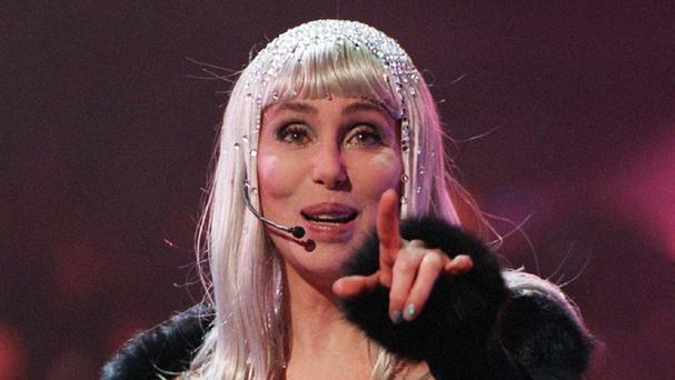 Cher has topped the list of biggest-selling hits by female artists
