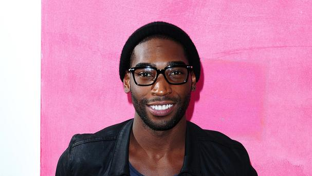 Tinie Tempah says he's been working on getting fitter