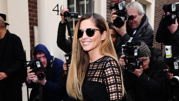 Cheryl Cole is still working on her music