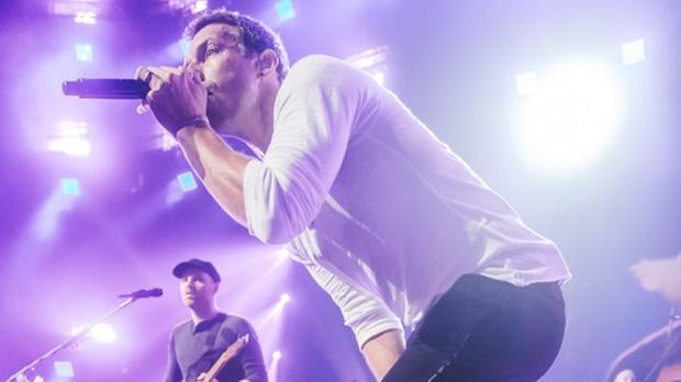 Coldplay opened the iTunes festival at SXSW