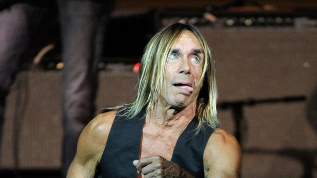 Iggy Pop took part in the 24th Annual Benefit Concert for Tibet House US