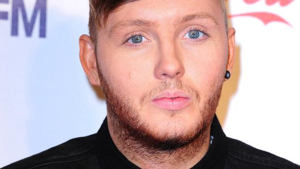 James Arthur is offering fans a free rap mixtape