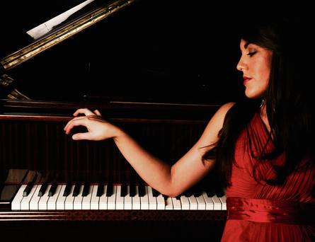 MAESTRO: Nadene Fiorentini has been selected as The National Concert Hall's Rising Star recitalist