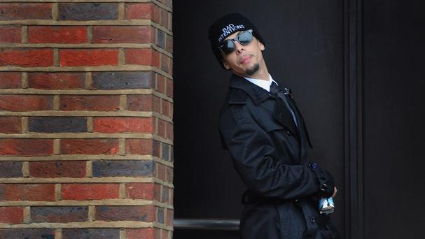 Dappy has been charged with assault by beating
