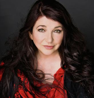Pop icon Kate Bush. Photo by Trevor Leighton