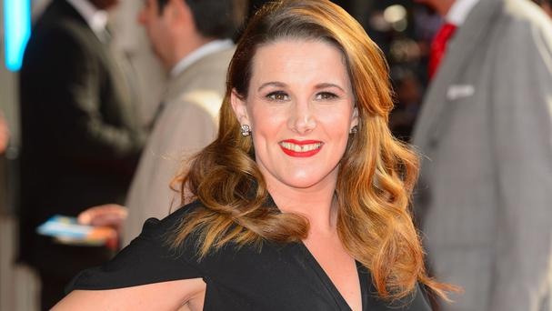 Sam Bailey can now celebrate a chart-topping album