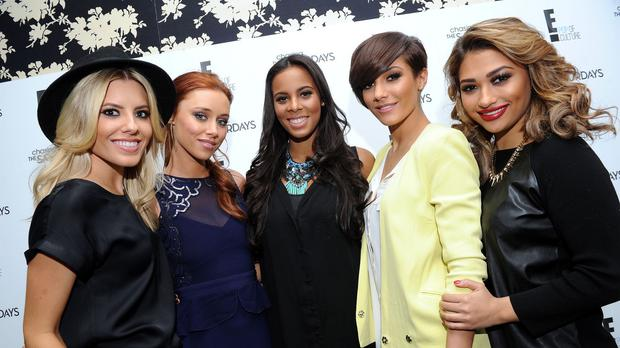 The Saturdays have said they are not splitting up