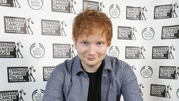 Ed Sheeran has referred to an ex from the music world in his song Don't