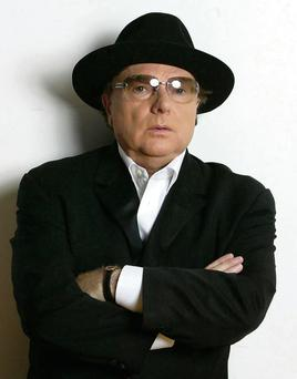 Music legend: Van Morrison
