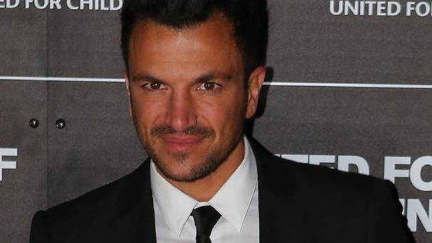 Peter Andre has changed his musical style for his 10th album, Big Night