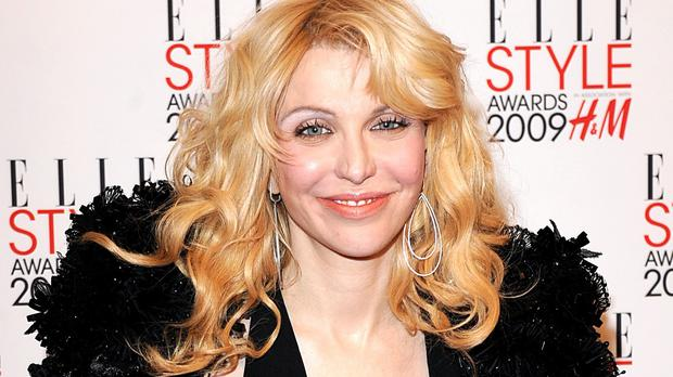 Courtney Love says she has been hanging out with Lady Gaga