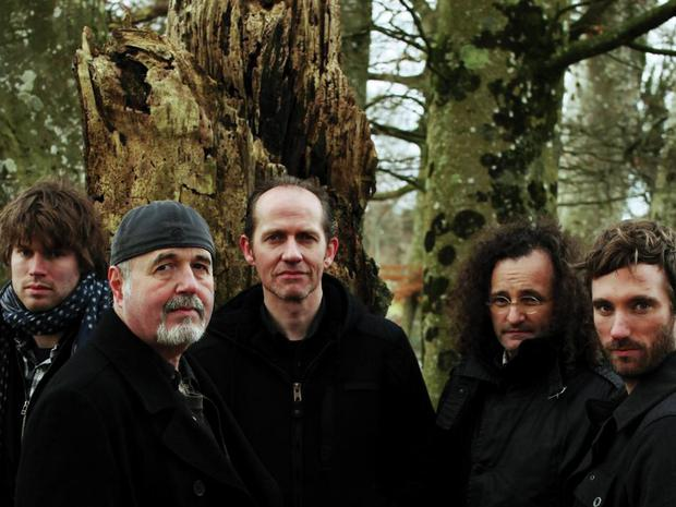 The members of The Gloaming.