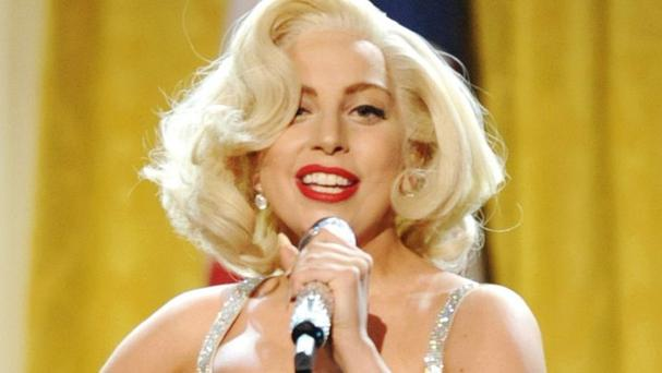 Lady Gaga thanked Lily Allen for her support
