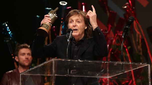 Former Beatle Sir Paul McCartney is to return to Candlestick Park to offer a swan song to the San Francisco 49ers' former stadium.