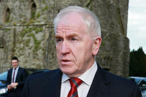 Jimmy Deenihan: at risk in the upcoming cabinet reshuffle