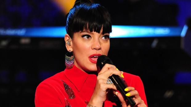 Lily Allen said her pop comeback may be short-lived