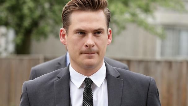 Blue star Lee Ryan was banned from driving for two years and fined