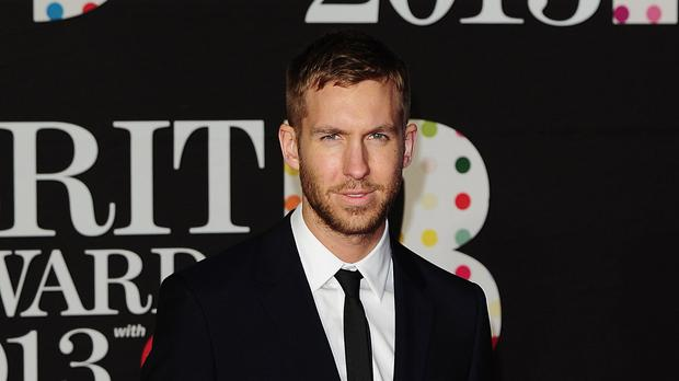 Calvin Harris went straight to number one with his new song Summer