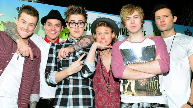 The Boys Are Back In Town Mcbusted Announce Arena Tour