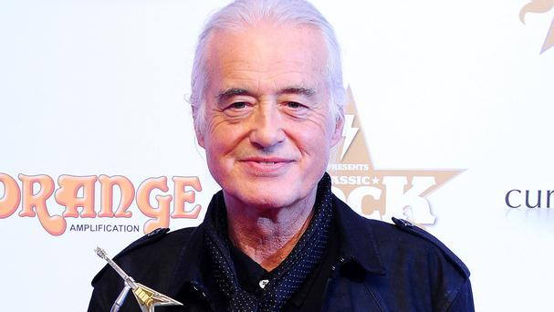 Jimmy Page said there is more music which could be released from Led Zeppelin