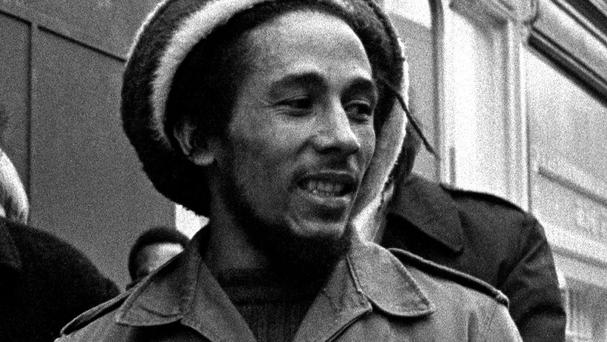 Bob Marley's songs are at the centre of a High Court row