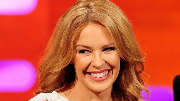 Kylie Minogue may return to The Voice judging panel in future series, the show's producer has said
