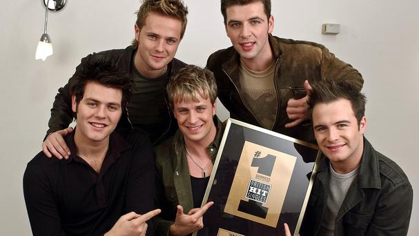 "Kian Egan challenged pop mogul Simon Cowell over claims Westlife were ""the ugliest"" boyband he had worked with."