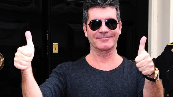 Simon Cowell has seen his worth swell to £300 million