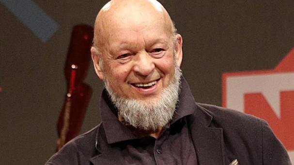 Michael Eavis is being honoured by the music industry