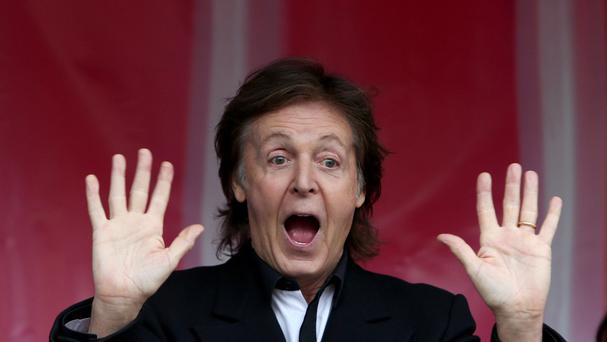 Sir Paul McCartney had to cancel a concert in Japan