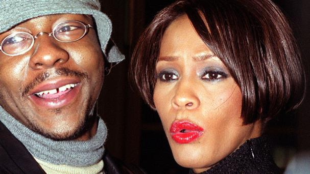 Angela Bassett will direct a film about Whitney Houston and Bobby Brown