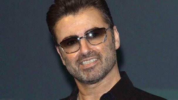 George Michael is resting at home after his admission to hospital