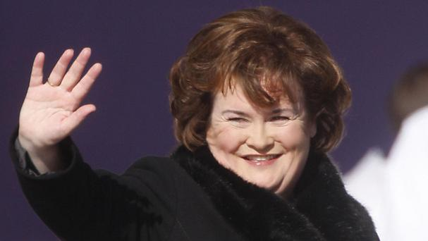 Susan Boyle will tour the US for the first time later this year