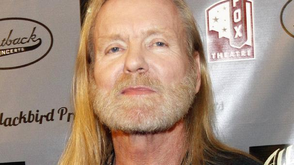Gregg Allman is being sued over the train crash
