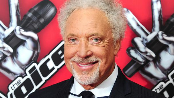 Sir Tom Jones is to be honoured for his music career